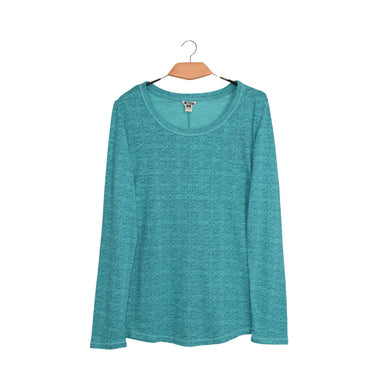 WOMEN'S L/S GRAPHIC TEE-ZINK-SSFW20KW-2001 - Export Mall Online Store Sale