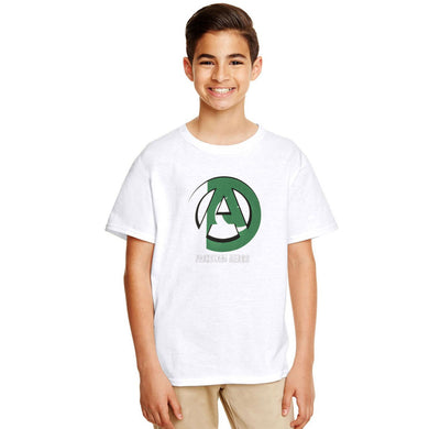 BOY'S S/S GRAPHIC TEE-WHITE-EMSS20KB-1121 - Export Mall Online Store Sale