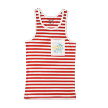 Load image into Gallery viewer, BOY'S S/S GRAPHIC TANK-RED/WHITE-EMSS20KB-1117 - Export Mall Online Store Sale