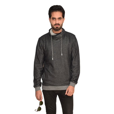 MEN'S L/S MOCK NECK-GRAPHITE-SSFW20KM-1004 - Export Mall Online Store Sale