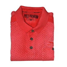 Load image into Gallery viewer, MEN'S S/S RED PME LEGEND POLO-3730 - Export Mall Online Store Sale