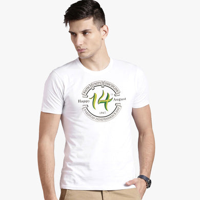 MEN'S S/S GRAPHIC TEE-WHITE-EMSS20KM-1027 - Export Mall Online Store Sale