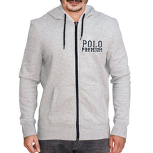 Load image into Gallery viewer, MEN'S ZIPPER HOOD-GREY-SSFW20KM-1011 - Export Mall Online Store Sale