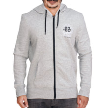 Load image into Gallery viewer, MEN'S ZIPPER HOOD-GREY-SSFW20KM-1009 - Export Mall Online Store Sale