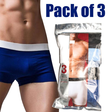MEN'S BOXER BRIEF - P3 - Export Mall Online Store Sale