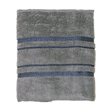 Load image into Gallery viewer, BATH TOWEL -GREY-SSSS20TWL9002 - Export Mall Online Store Sale