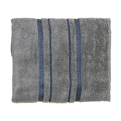 FACE TOWEL-ULTRA SOFT-GREY-9001 - Export Mall Online Store Sale