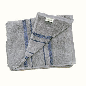 BATH TOWEL -GREY-SSSS20TWL9002 - Export Mall Online Store Sale