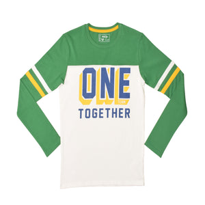 BOY'S L/S GRAPHIC TEE-GREEN/WHITE-EMFW20KB-1102 - Export Mall Online Store Sale