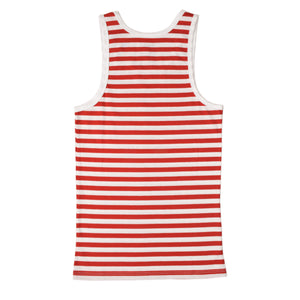 BOY'S S/S GRAPHIC TANK-RED/WHITE-EMSS20KB-1117 - Export Mall Online Store Sale