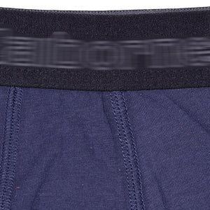 MEN'S BOXER BRIEF-NAVY-SSFW20KM-1041 - Export Mall Online Store Sale