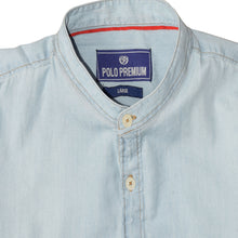 Load image into Gallery viewer, MEN'S WOVEN SHIRT DENIM-3815 - Export Mall Online Store Sale