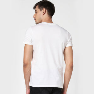 MEN'S S/S GRAPHIC TEE-WHITE-EMFW20KM-1013 - Export Mall Online Store Sale