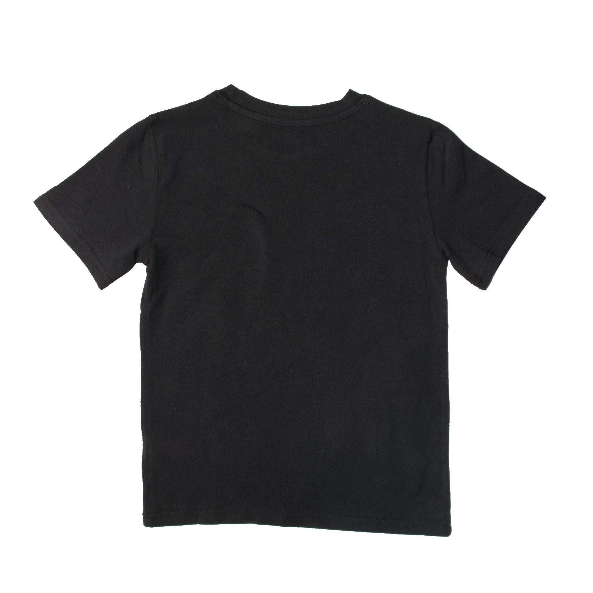 BOY'S S/S GRAPHIC TEE-BLACK-SSSS20KB-1116