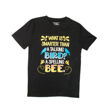 Load image into Gallery viewer, BOY'S S/S GRAPHIC TEE-BLACK-SSSS20KB-1117 - Export Mall Online Store Sale