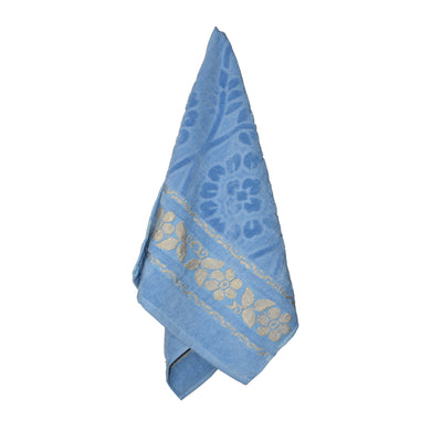FACE TOWEL-BLUE-9003 - Export Mall Online Store Sale