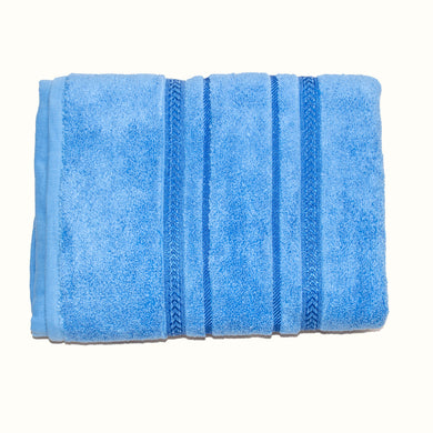 FACE TOWEL-ULTRA SOFT-BLUE-9001 - Export Mall Online Store Sale