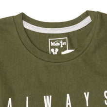 Load image into Gallery viewer, BOY'S SET (MUSCLE TEE & SHORT)-OLIVE/GREY-SSSS20KB-1198 - Export Mall Online Store Sale