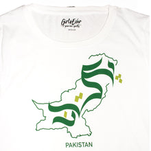 Load image into Gallery viewer, WOMEN'S S/S GRAPHIC TEE-WHITE-EMSS20KW-2005 - Export Mall Online Store Sale
