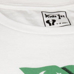 BOY'S S/S GRAPHIC TEE-WHITE-EMSS20KB-1120 - Export Mall Online Store Sale