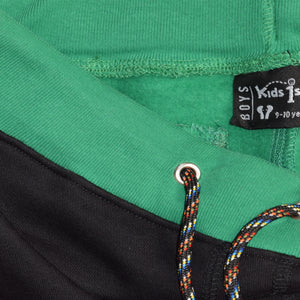 BOY'S TROUSER-FOREVER GREEN/BLACK-EMFW20KB-1118 - Export Mall Online Store Sale