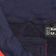 Load image into Gallery viewer, BOY'S TROUSER-NAVY/RED-EMFW20KB-1118 - Export Mall Online Store Sale