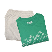Load image into Gallery viewer, MEN'S SET- GREEN/GREY-1036 - Export Mall Online Store Sale