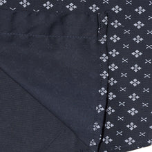 Load image into Gallery viewer, MEN'S WOVEN SHIRT NAVY/PRINT-3814 - Export Mall Online Store Sale