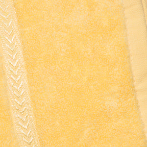 FACE TOWEL-ULTRA SOFT-LIGHT YELLOW-9001 - Export Mall Online Store Sale