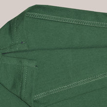 Load image into Gallery viewer, MEN'S S/S DARK GREEN POLO-3713 - Export Mall Online Store Sale