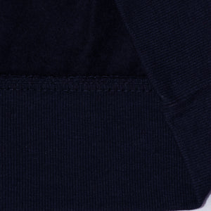 MEN'S ZIPPER HOOD-NAVY-SSFW20KM-1010 - Export Mall Online Store Sale