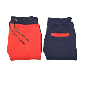 BOY'S TROUSER-NAVY/RED-EMFW20KB-1118 - Export Mall Online Store Sale