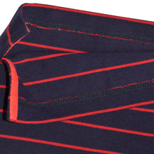 Load image into Gallery viewer, MEN'S S/S NAVY RED EMB POLO-3722 - Export Mall Online Store Sale