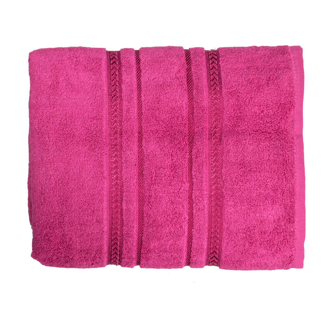 FACE TOWEL-ULTRA SOFT-Pink-9001 - Export Mall Online Store Sale