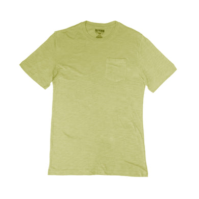 MEN'S POCKET TEE- PARROT - Export Mall Online Store Sale