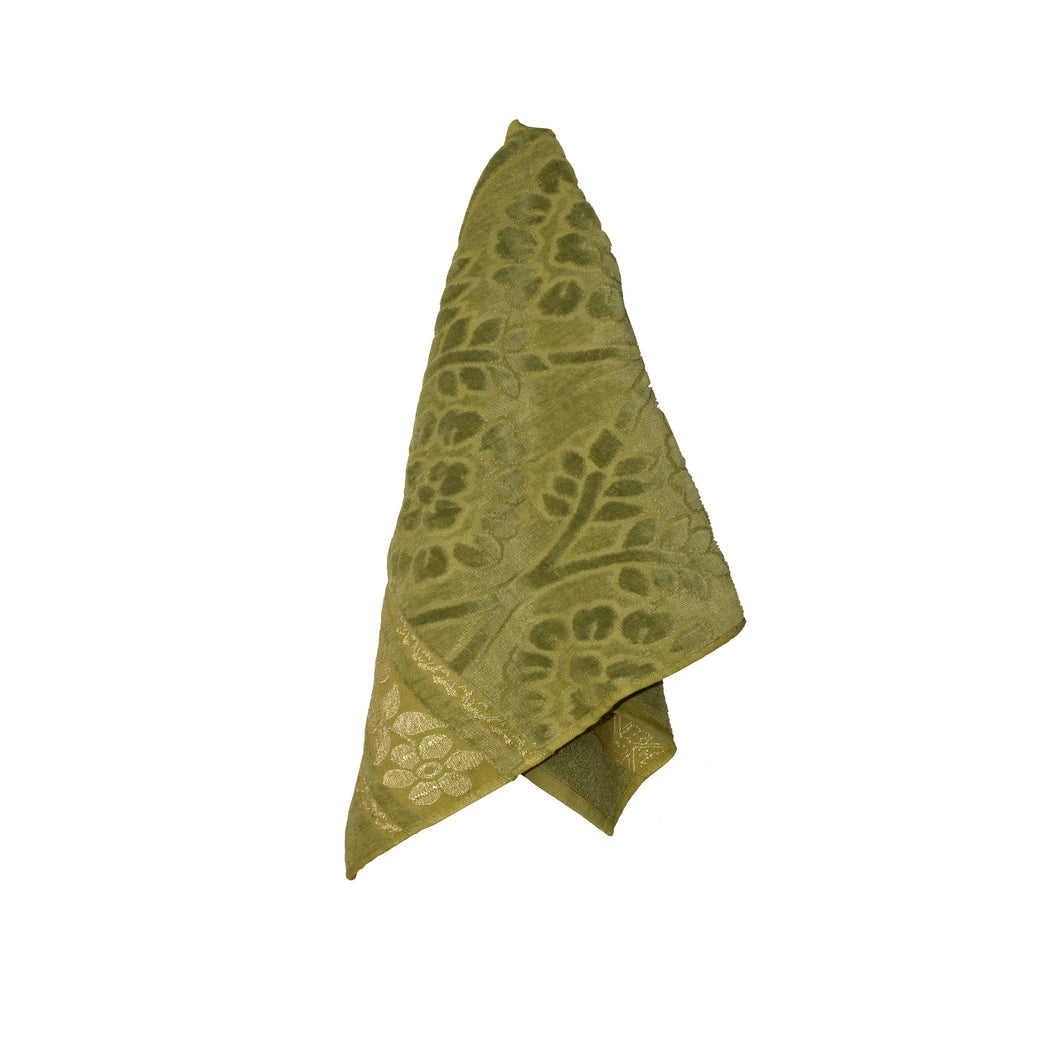 FACE TOWEL-GREEN-9003 - Export Mall Online Store Sale