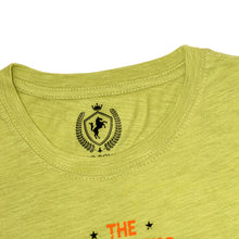 Load image into Gallery viewer, MEN'S S/S GRAPHIC TEE- LIGHT GREEN-1005 - Export Mall Online Store Sale