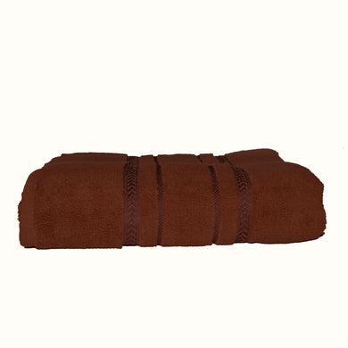 FACE TOWEL -ULTRA SOFT-BROWN-9001 - Export Mall Online Store Sale