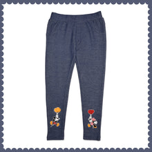 Load image into Gallery viewer, GIRL'S LEGGING-NAVY-EMSS21KG-2248 - Export Mall Online Store Sale