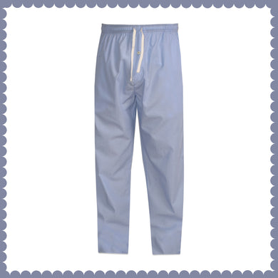 MEN'S TROUSER-SKY/WHITE-EMSS21WM-3101 - Export Mall Online Store Sale