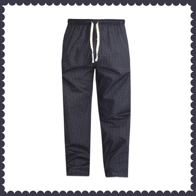 MEN'S TROUSER-NAVY/WHITE-EMSS21WM-3101 - Export Mall Online Store Sale
