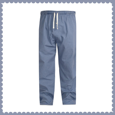 MEN'S TROUSER-BLUE/WHITE-EMSS21WM-3101 - Export Mall Online Store Sale