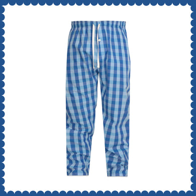 MEN'S TROUSER-BLUE/SKY-EMSS21WM-3101 - Export Mall Online Store Sale