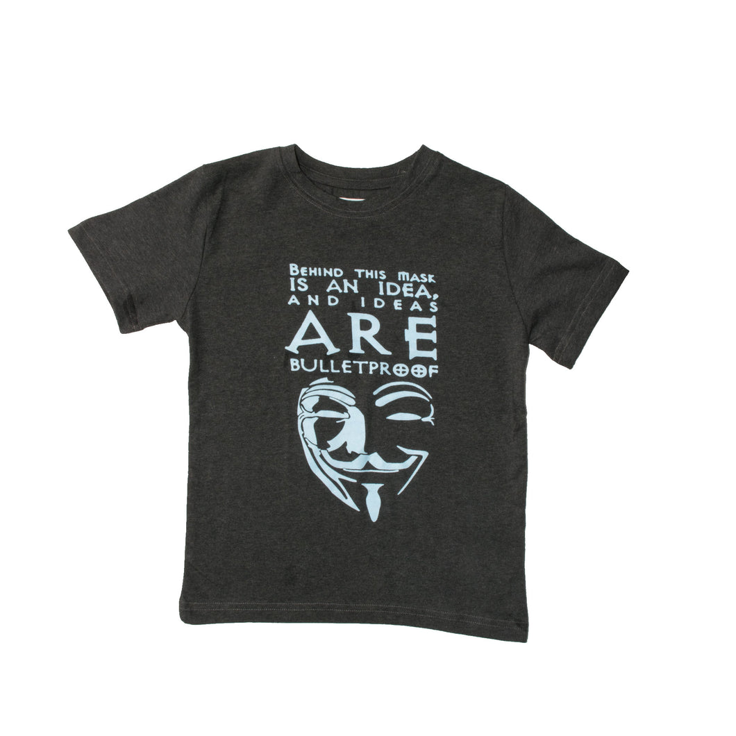 BOY'S S/S GRAPHIC TEE-DARK CHARCOAL-SSSS20KB-1112 - Export Mall Online Store Sale