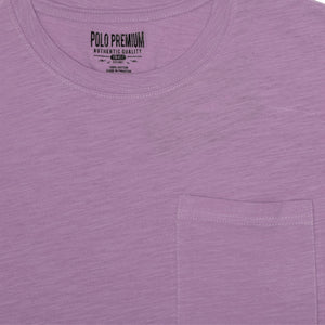 MEN'S POCKET TEE-INDIGO - Export Mall Online Store Sale