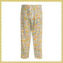 Load image into Gallery viewer, WOMEN'S TROUSER-WHITE/YELLOW-EMSS21WW-4001 - Export Mall Online Store Sale