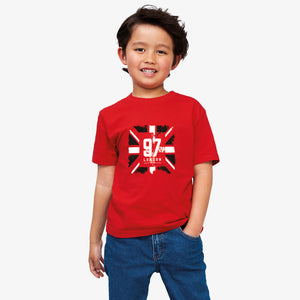BOY'S S/S GRAPHIC TEE-RED-SSSS20KB-1113 - Export Mall Online Store Sale