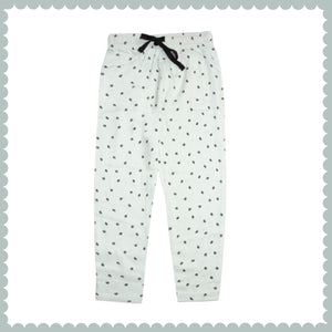 GIRL'S TROUSER-SKY/BLACK-EMSS21WG-4401 - Export Mall Online Store Sale