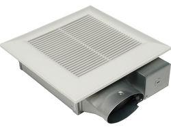 Panasonic FV-0510VS1 Bathroom Fan, 50-80-100 CFM WhisperValue Super Low Profile Ventilation
