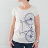 Women's Fixie Speckle Tee